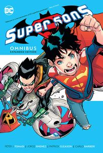 [Super Sons: Omnibus (Hardcover) (Product Image)]