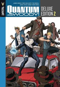 [Quantum & Woody: Volume 2: (Deluxe Hardcover) (Product Image)]