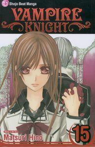 [Vampire Knight: Volume 15 (Product Image)]