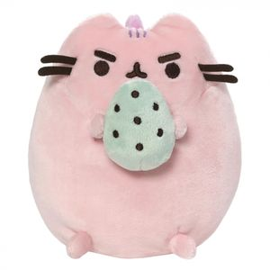 [Pusheen: Plush: Cotton Candy Standing With Egg (Product Image)]