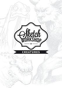 [Sketch Workshop: Creatures (Product Image)]