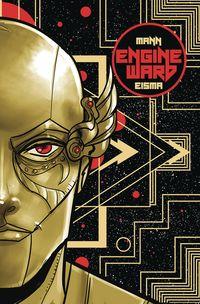 [The cover for Engineward #1 (Cover A Eisma)]
