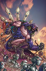 [Robyn Hood: Vigilante #5 (Cover D Tolibao) (Product Image)]