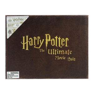 [Harry Potter: Ultimate Harry Potter Movie Quiz (Product Image)]