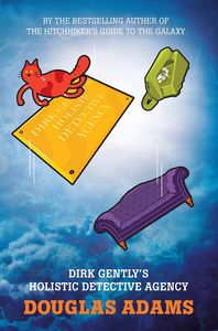 [Dirk Gently's Holistic Detective Agency (Product Image)]