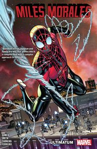 [Miles Morales: Volume 4 (Product Image)]