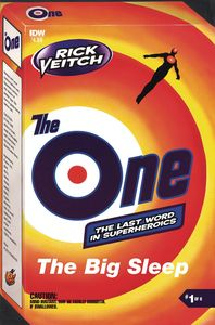 [Rick Veitch's The One #1 (Product Image)]