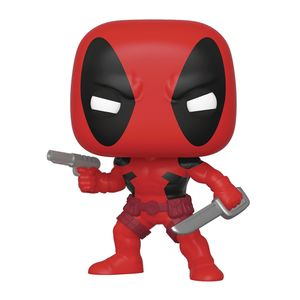 [Marvel 80th Anniversary: Pop! Vinyl Figure: First Appearance Deadpool (Product Image)]