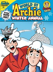 [World Of Archie: Winter Annual Digest #66 (Product Image)]