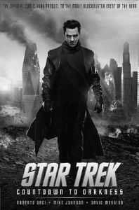 [Star Trek: Countdown To Darkness: Movie Prequel (Movie Tie In Cover - Titan Edition) (Product Image)]