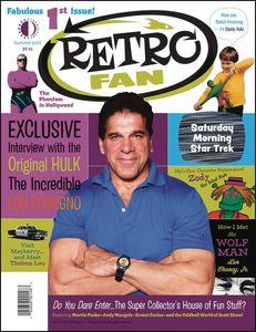 [Retrofan Magazine #1 (Product Image)]