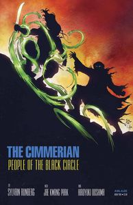 [Cimmerian: People Of Black Circle #2 (Cover D Casas) (Product Image)]