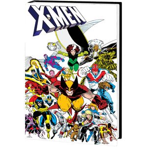 [X-Men: Inferno Prologue Omnibus (Adams DM Variant New Printing Hardcover) (Product Image)]