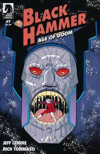 [Black Hammer: Age Of Doom #7 (Cover A Tommaso) (Product Image)]