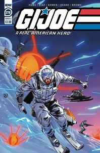 [G.I. Joe: A Real American Hero #278 (Cover A Schoening) (Product Image)]