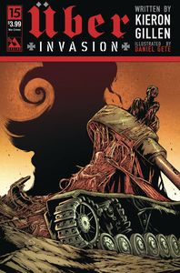 [Uber: Invasion #15 (War Crimes Cover) (Product Image)]
