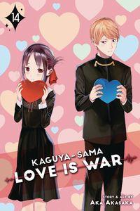 [Kaguya-Sama: Love Is War: Volume 14 (Product Image)]