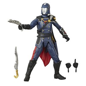 [G.I. Joe: Classified: Action Figure: Cobra Comander (Product Image)]