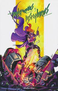 [Transformers Vs Visionaries (Product Image)]