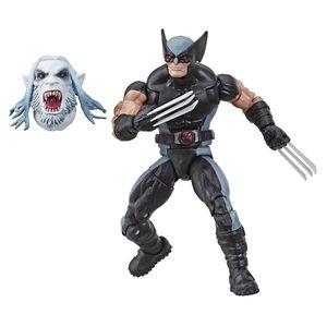 [X-Men: Marvel Legends Action Figure: X-Force Wolverine (Product Image)]