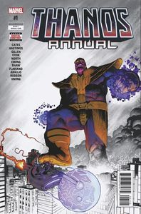 [Thanos Annual #1 (2nd Printing Variant) (Product Image)]