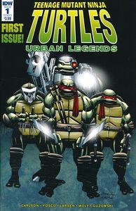 [Teenage Mutant Ninja Turtles: Urban Legends #1 (Cover A Fosco) (Product Image)]