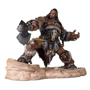 [World Of Warcraft: Movie: Statue: Durotan (Product Image)]
