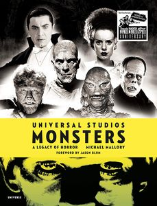 [Universal Studios Monsters: A Legacy Of Horror (Hardcover) (Product Image)]