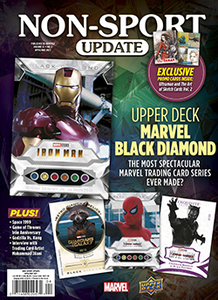 [Non Sport Update: Volume 32 #2 (Product Image)]