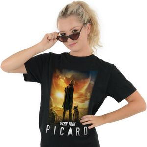 [Star Trek: Picard: T-Shirt: Destination Exclusive 2019 (Product Image)]