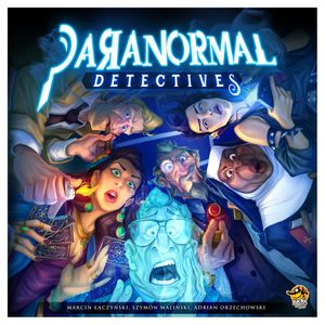 [Paranormal Detectives (Product Image)]