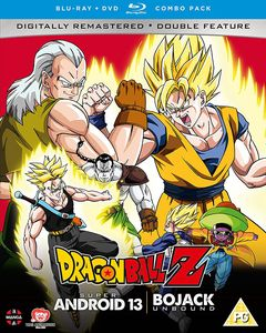 [Dragon Ball Z: Movie Collection Four: Super Android 13!/Bojack Unbound (Blu-Ray/DVD) (Product Image)]