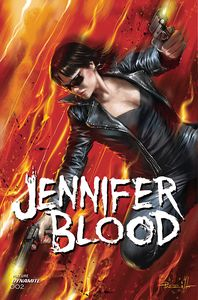 [Jennifer Blood #2 (Cover A Parrillo) (Product Image)]