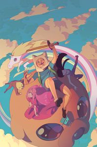 [Adventure Time Comics #16 (Subscription Chang Variant) (Product Image)]
