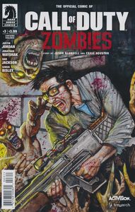 [Call Of Duty: Zombies #3 (Product Image)]