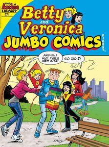 [Betty & Veronica: Jumbo Comics Digest #271 (Product Image)]