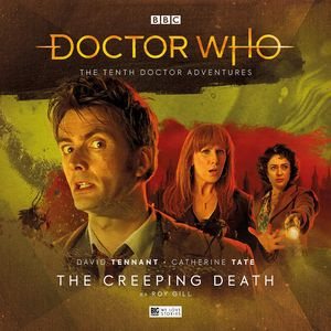 [Tenth Doctor Adventures: Volume Three: The Creeping Death (Product Image)]