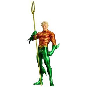 [DC New 52: Kotobukiya ArtFX+ Statue: Aquaman (Product Image)]