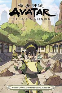 [Avatar: The Last Airbender: Toph Beifongs Metalbending Academy (Product Image)]