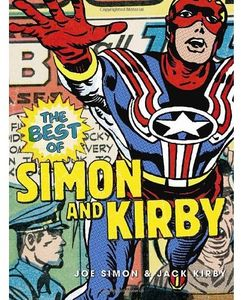 [The Best Of Simon And Kirby (Signed Hardcover) (Product Image)]