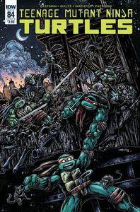 [Teenage Mutant Ninja Turtles Ongoing #84 (Cover B Eastman) (Product Image)]