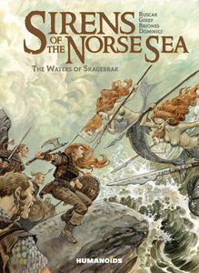 [Sirens Of The Norse Sea: The Waters Of Skagerrak (Product Image)]