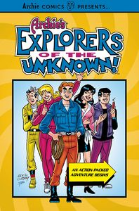 [Archie: Explorers Of The Unknown (Product Image)]
