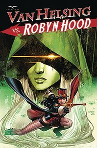 [Van Helsing Vs Robyn Hood #3 (Cover A Chen) (Product Image)]