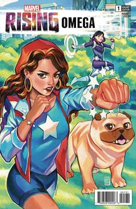 [Marvel Rising: Omega #1 (Gonzales Connecting Variant) (Product Image)]