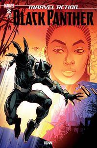 [Marvel Action: Black Panther #2 (Samu) (Product Image)]