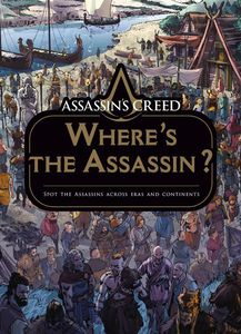 [Assassin's Creed: Where's The Assassin? (Hardcover) (Product Image)]
