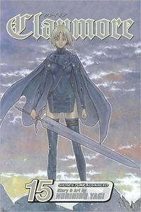 [Claymore: Volume 15 (Product Image)]