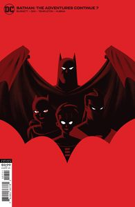 [Batman: The Adventures Continue #7 (Justin Erickson Variant) (Product Image)]