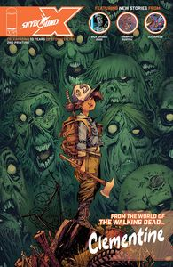 [Skybound X #1 (2nd Ptg Cover A Corona) (Product Image)]